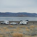 Pyramid Lake Camp